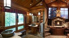 9 ไอเดีย แต่งห้องน้ำ ให้สวยด้วย วัสดุธรรมชาติ