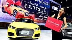Audi ปลื้ม กระแสตอบรับรถหรูมาแรง โปรโมชั่นโดนใจ มียอดจองต่อเนื่องทุกวัน