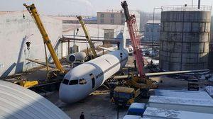 หนุ่มชาวนาลงทุนกว่า 4 ล้านบาท เพื่อเนรมิตเครื่องบิน Airbus A320 ด้วยตัวเอง