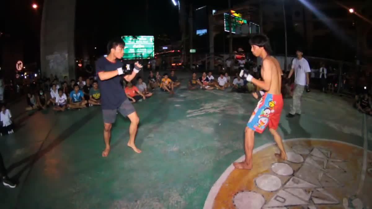 Fight Club Thailand เต๋า x แม็ค คู่ที่ 26