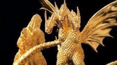Godzilla ฉลองครบรอบ 60 ปี ด้วยฟิกเกอร์ทองคำมูลค่า 6 ล้านเยน!!