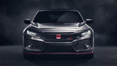 Honda Civic Type R เตรียมเปิดตัวที่งาน เจนีวา มอเตอร์โชว์ มี.ค.นี้