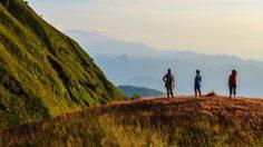 ม่อนทูเล มหัศจรรย์ภูเขาสีทอง จังหวัดตาก