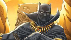Black panther ฮีโร่ผู้มาพร้อมกรงเล็บไวเบรเนี่ยม ราชาแห่ง Wakanda