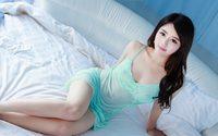 AA Kong Xi อวดหุ่น เซ็กซี่ แสนสะทานในชุดนอนบางเฉียบ