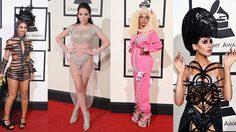 มาผิดงานป่ะ? 8 สาวแต่งแฟนซีสุดหวิว เดินพรมแดง Grammy Awards 2016