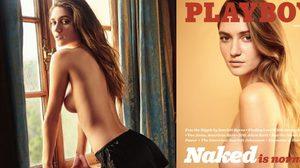 มันต้องแบบนี้!! นิตยสาร Playboy กลับมาใช้รูปเปลือยขึ้นหน้าปกอีกครั้ง หลังจากแบนไป 1 ปี