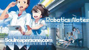 Robotics Notes การ์ตูนสุดไฮเทคจากแดนปลาดิบ