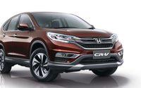 New Honda CR-V ยนตรกรรมอเนกประสงค์ เพื่อการขับเคลื่อนอย่างมีระดับ