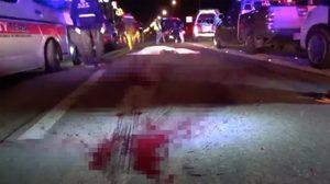ตำรวจเร่งล่า ชายคลั่งขับรถตู้ไล่ชนเก๋ง-จยย.ย่านตลิ่งชัน ทำคนดับ 1 เจ็บ1