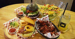 #ตะลุยย่านเสนา บุกร้านเบอร์เกอร์สายดิบ  JiM's Burger