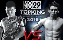 คู่ที่ 1 Super Fight : รุ่งราวี ศศิประภายิม VS แมทเทียส กัลโล่ คาสซาริโน่