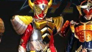 รวมข้อมูลชุดของ Kamen Rider Gaimu