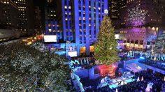 รูปวันคริสต์มาส และแสงสีของเมืองต่างๆ รอบโลก