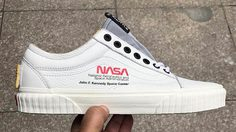 Vans x NASA สุดยอดงาน Collaboration จากอวกาศสู่แฟชั่นบนพื้นโลก