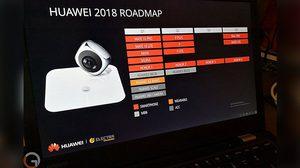 Huawei เผยโรดแมป ประจำปี 2018  และ P Series จะมาในไตรมาสที่ 2 และมีถึง 3 รุ่น