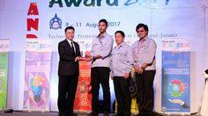 มิตซูบิชิ มอเตอร์ส ประเทศไทย คว้ารางวัลจากเวที Thailand Kaizen Award 2017