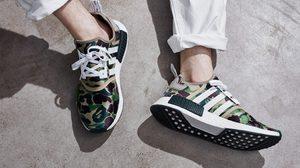 สิ้นสุดการรอคอย adidas Originals x BAPE Collection เจอกันวันที่ 26 พ.ย.นี้ แน่นอน