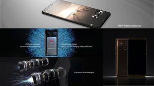 Huawei เผยภาพ โปสเตอร์ Mate 10 มาพร้อมกล้องคู่เลนส์ Leica f/1.6