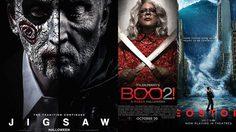 ต้อนรับเทศกาลฮาโลวีน!! Jigsaw เปิดตัวแรง ขึ้นอันดับหนึ่งบ็อกซ์ออฟฟิศสหรัฐฯ