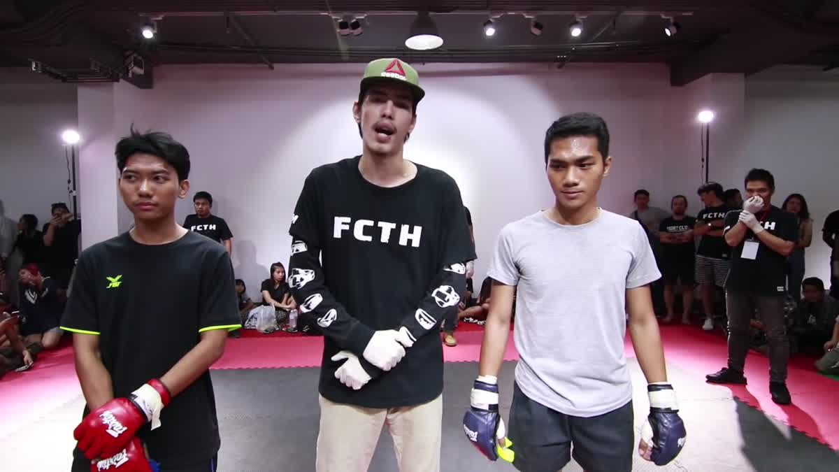 Fight Club Thailand ส่งท้ายปี บอล ABF x บลู คู่ที่ 189