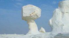 ทะเลทรายขาว ธรรมชาติที่รอการค้นพบ แห่ง อียิปต์
