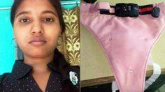 สาวอินเดียคิดค้น กางเกงในป้องกันข่มขืน เพื่อช่วยปัญหาคุกคามทางเพศ