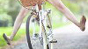 หน้าเด็ก น่องเล็ก เพียงแค่ ปั่นจักรยาน