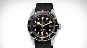 สุดคลาสสิก  TUDOR BLACK BAY TUDOR BLACK BAY  นาฬิกาในใจของหลายๆคน