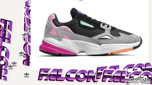 Falcon W รองเท้าวิ่งยุค 90 สู่ดีไซน์ใหม่สุดทันสมัยจาก adidas Originals