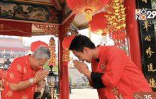 เจษฎาพาลุย : ขอพรรับตรุษจีน ที่วิหารเซียน จ.ชลบุรี