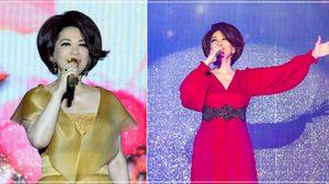 ไช่ฉิน คัดเพลงดังร้องโชว์ที่เมืองไทย เต็มอิ่ม 21 เพลง!