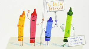 เมื่อเหล่าดินสอสีประท้วง!! จากหนังสือภาพสุดน่ารัก กำลังจะกลายเป็นหนังเรื่อง The Day the Crayons Quit