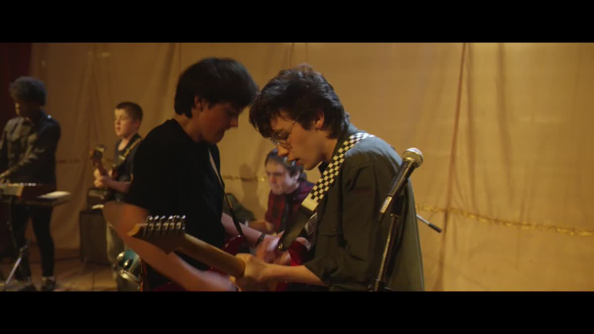 Brown Shoes - Sing Street