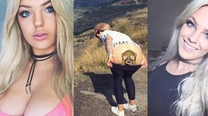 สาวสวยวัย 20 จากนิวซีแลนด์ ประมูลขายก้นตัวเอง ผ่านทางออนไลน์!!!