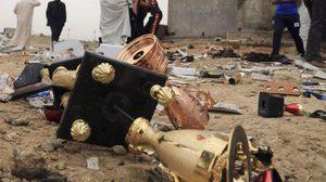 RIP!ไอเอสระเบิดพลีชีพสนามบอลอิรักดับ32ศพ มีคลิป