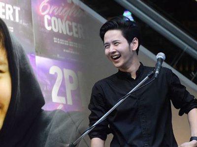 โต๋ ศักดิ์สิทธิ์ ส่งกำลังใจให้ นิชคุณ หลังรู้ข่าวอุบัติเหตุในคอนเสิร์ต 2PM
