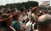 พิธีมิสซาภาษานาวาตล์ครั้งแรกในเม็กซิโก