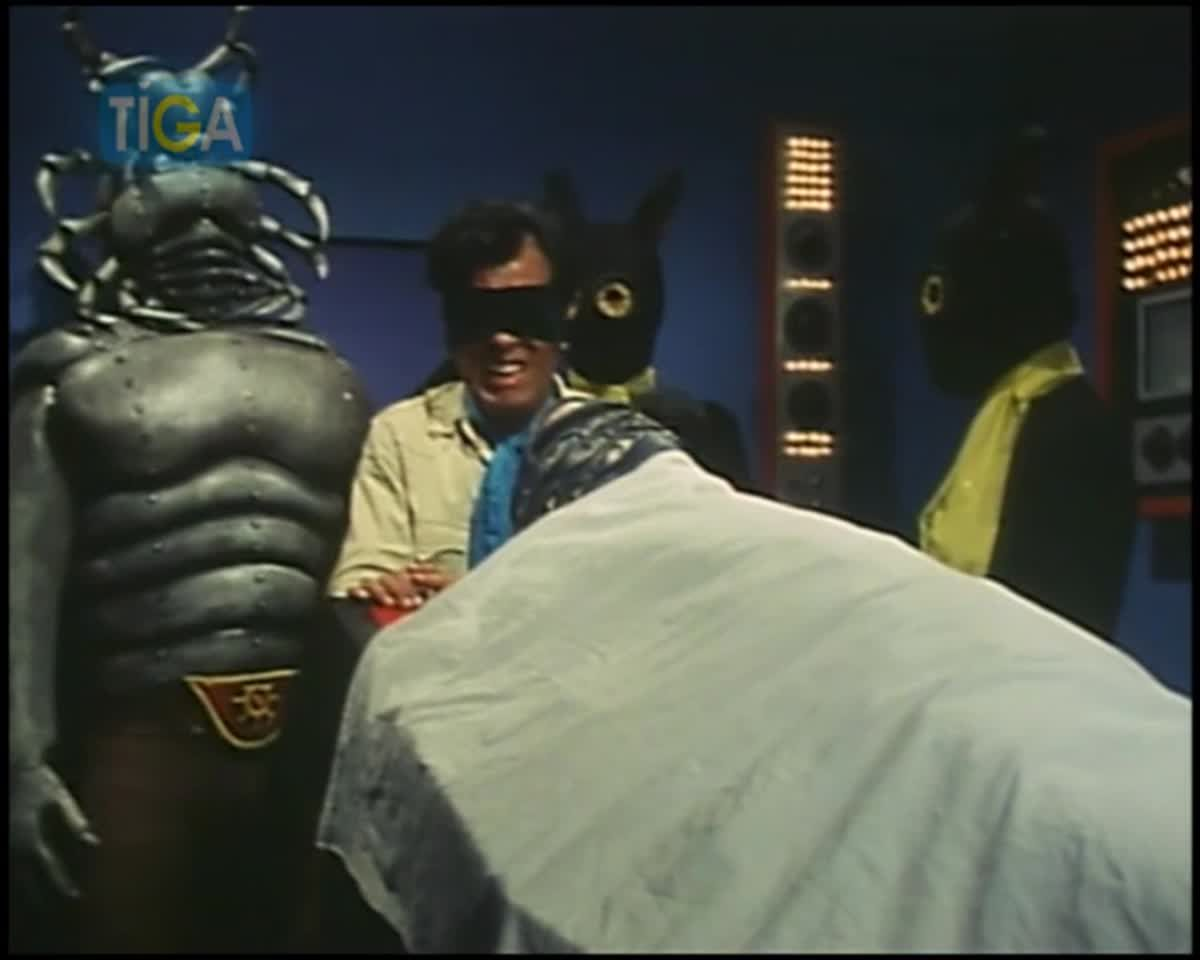 Masked Rider Stronger ตอนที่ 20-2