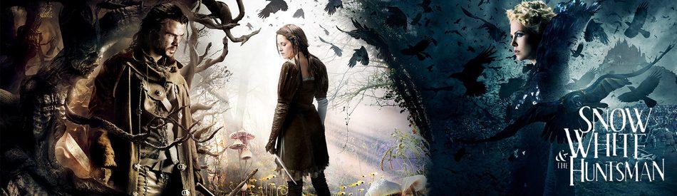 Snow White and the Huntsman สโนว์ไวท์และพรานป่าในศึกมหัศจรรย์