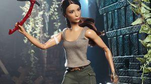 เปิดตัวบาร์บี้ลารา ครอฟต์ ต้อนรับ Tomb Raider ภาคใหม่