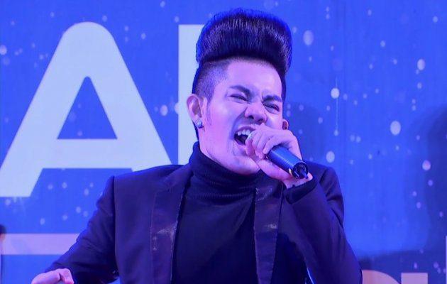 Live Show  เก่ง ธชย เพลงความฝันอันสูงสุด งาน MThai Top Talk-About 2017