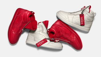 Air Jordan 1 High Zip AWOK ปรับโฉมใหม่ในแบบไฮเอนด์ตามฉบับของ Anna Wintour