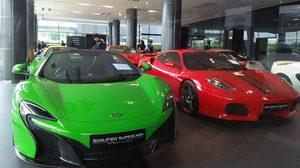 DSI บุกค้นร้านจำหน่ายรถหรู 9 จุด เหตุเอี่ยวนำเข้ารถเลี่ยงภาษี