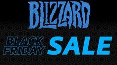 Blizzard จัดเต็ม Black Friday ปีนี้ลดราคาหนักมาก จัดด่วน!