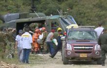 รถบัสตกหน้าผาในโคลอมเบีย ดับ 14 ราย