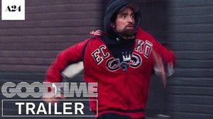 โรเบิร์ต แพตทินสัน วิ่งหน้าตั้ง!! ในตัวอย่างภาพยนตร์ Good Time