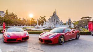 สัมผัส Ferreri 488 ที่งาน Esperienza Ferrari In Chiang Rai 2017