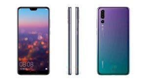 หลุดยกแผง!! ภาพเรนเดอร์ Huawei P20, P20 Pro และ P20 Lite ชัดทุกมุมครบทุกสี