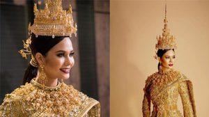 ได้เวลาโชว์ของ กองประกวดมิสยูนิเวิร์ส เรียกไทยถ่าย ชุดประจำชาติ ล็อตแรก